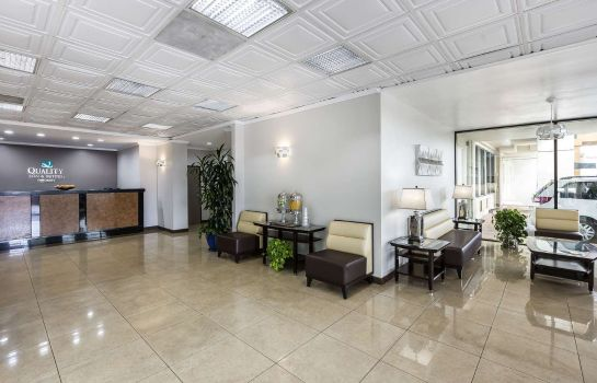 Hol hotelowy Quality Inn and Suites Los Angeles Airpo