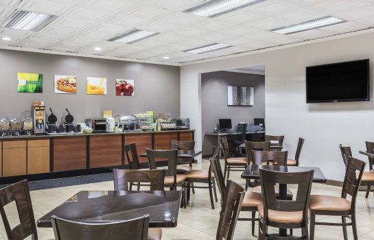 Restauracja Quality Inn and Suites Los Angeles Airpo