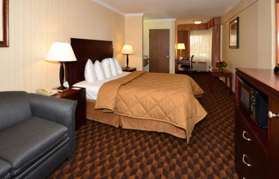 Suite Quality Inn and Suites Los Angeles Airpo