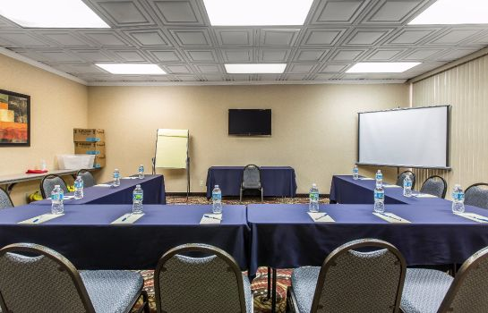 Sala konferencyjna Quality Inn and Suites Los Angeles Airpo