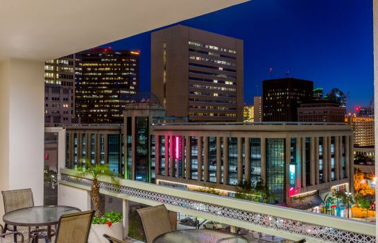 Außenansicht Holiday Inn Express SAN DIEGO DOWNTOWN