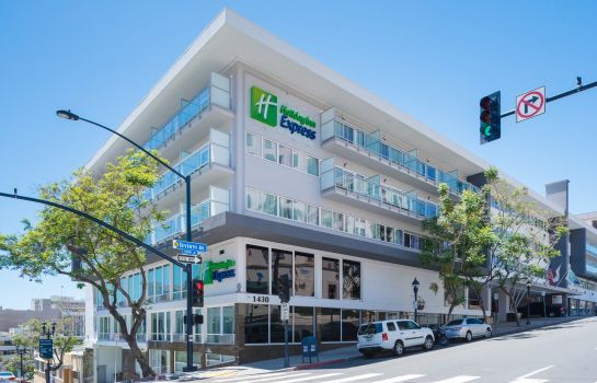 Exterior view Holiday Inn Express SAN DIEGO DOWNTOWN