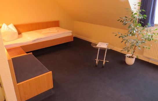 Single room (standard) City-Pension Dessau-Roßlau