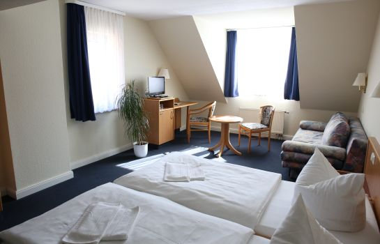 Double room (standard) City-Pension Dessau-Roßlau