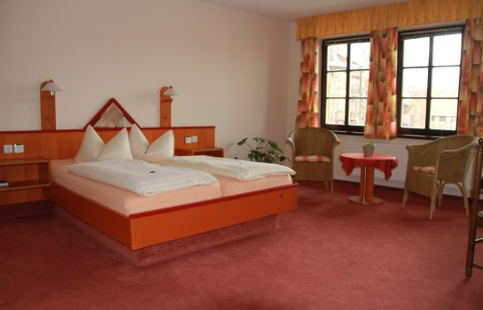 Double room (standard) Zur Goldenen Sonne