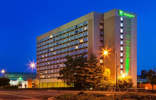 Vista exterior Holiday Inn KNOXVILLE DOWNTOWN