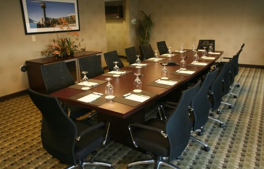 Sala de reuniones Holiday Inn KNOXVILLE DOWNTOWN