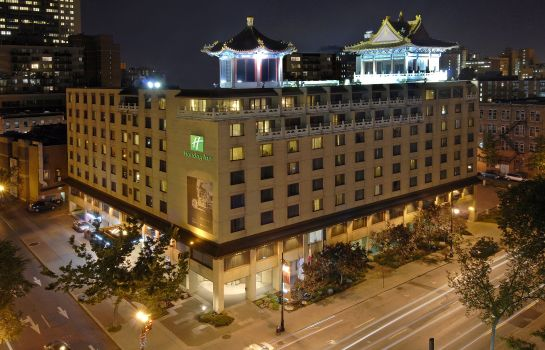 Außenansicht Holiday Inn MONTREAL CENTREVILLE DOWNTOWN