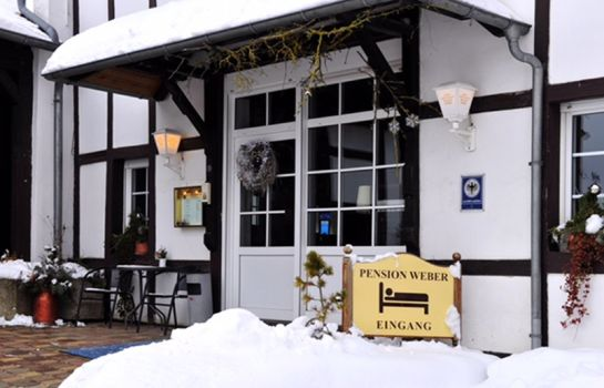 Exterior view Weber Landgasthaus Pension
