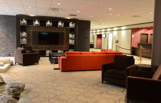 Hotelhalle Holiday Inn MONTREAL CENTREVILLE DOWNTOWN