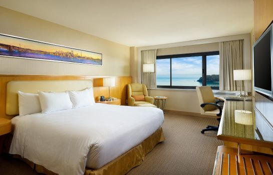 Room Hilton San Francisco Airport Bayfront
