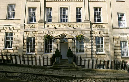Exterior view Berkeley Square Clifton Hotel