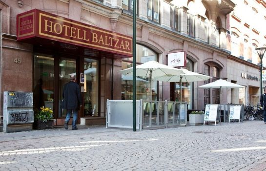 Exterior view Hotel Baltzar Jacobsen Sure Hotel Collection by Best Western