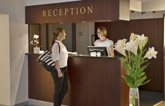 Reception Hotel Baltzar Jacobsen Sure Hotel Collection by Best Western