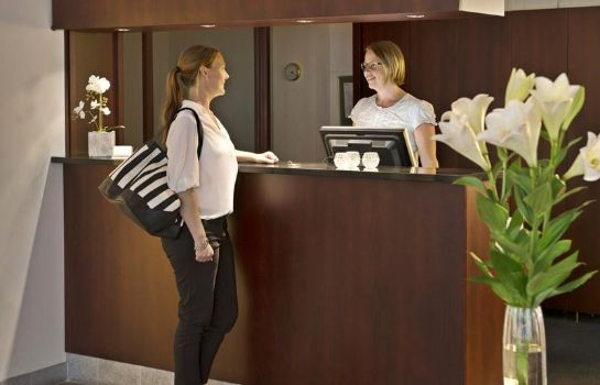 Lobby Hotel Baltzar Jacobsen Sure Hotel Collection by Best Western