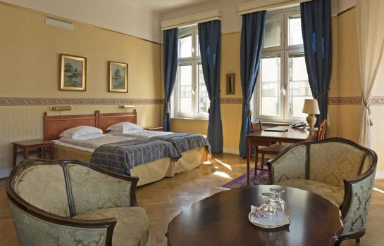 Double room (superior) Hotel Baltzar Jacobsen Sure Hotel Collection by Best Western