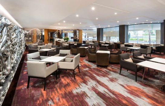 Hotel bar Sheraton Grand Sydney Hyde Park