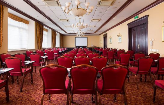 Conference room Moscow Marriott Tverskaya Hotel