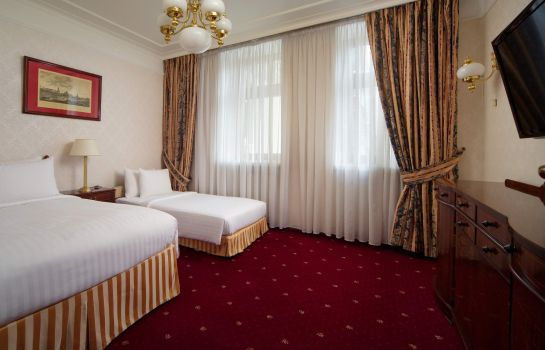 Room Moscow Marriott Tverskaya Hotel