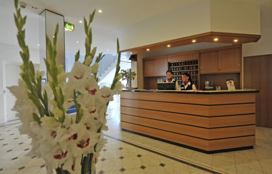 Reception Best Western Hotel Lippstadt