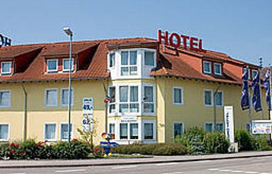 Exterior view Euro-Hotel