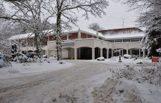 Buitenaanzicht Resort Bad Boekelo