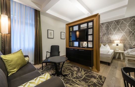 Junior Suite Posthotel Tradition & Lifestyle