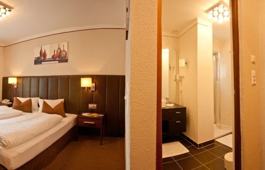 Double room (standard) Wellnesshotel Stubaierhof