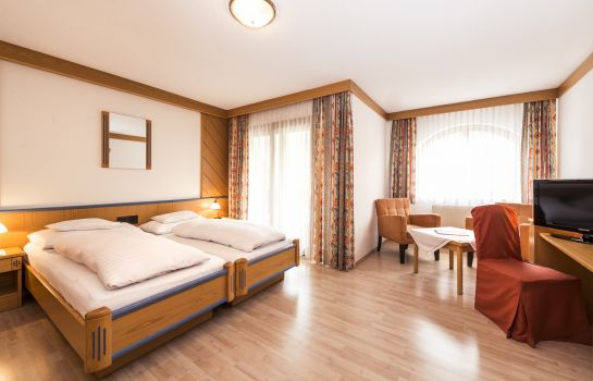 Double room (superior) Wellnesshotel Stubaierhof