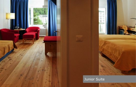 Junior suite Laudinella