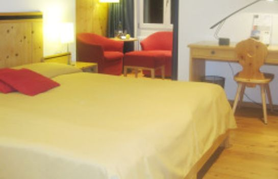 Double room (superior) Laudinella