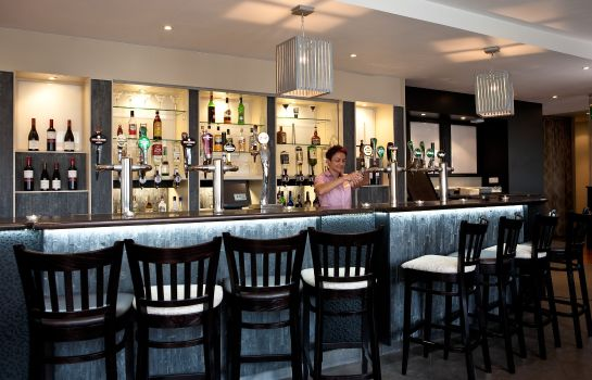 Bar del hotel Jurys Inn Cork