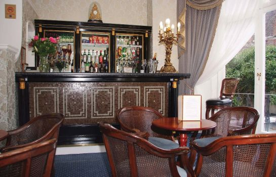 Bar hotelowy Best Western Swiss Cottage
