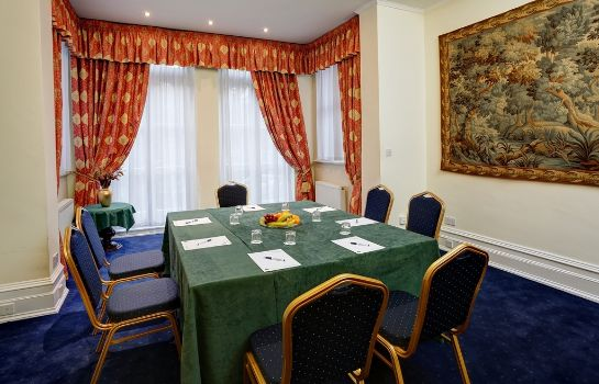 Sala konferencyjna Best Western Swiss Cottage