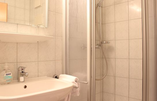 Badezimmer Businesshotel
