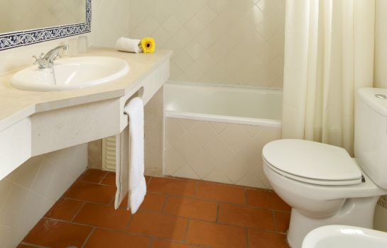 Bagno in camera Cheerfulway Califórnia Hotel
