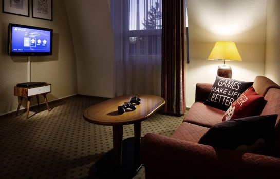 Junior suite pentahotel Chemnitz