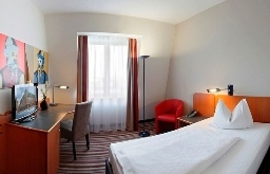 Chambre individuelle (standard) H+ Hotel Leipzig