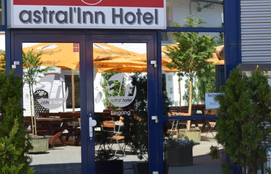 Taras astral'Inn Hotel & Restaurant