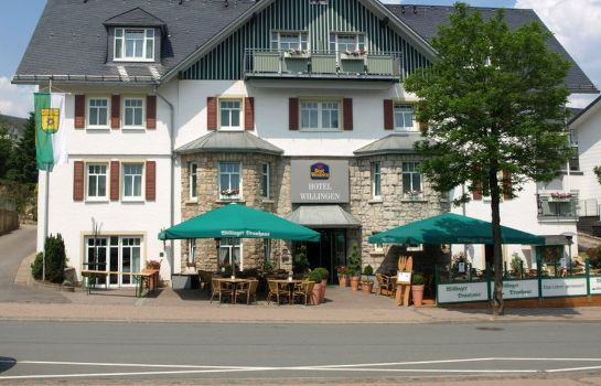 Außenansicht Best Western Plus Willingen