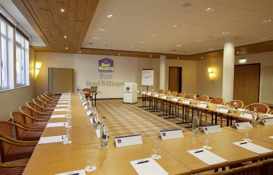 Tagungsraum Best Western Plus Willingen