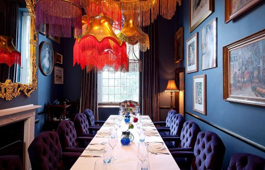 Restaurant The Alphen Boutique Hotel