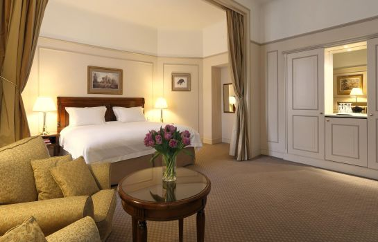Junior Suite Le Plaza