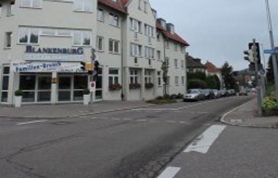 Hotel Blankenburg Ditzingen G 252 Nstig Bei Hotel De