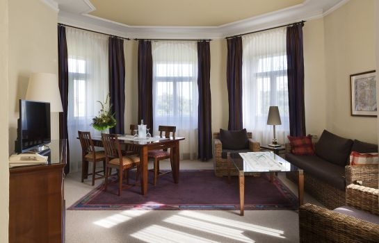 Junior Suite Althörnitz Schlosshotel