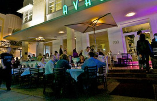 Restauracja Avalon Hotel