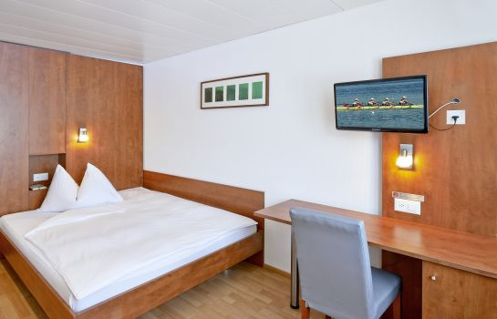 Single room (standard) Sorell Hotel Aarauerhof