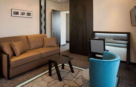 Suite Hotel Le Mondial BW Premier Collection