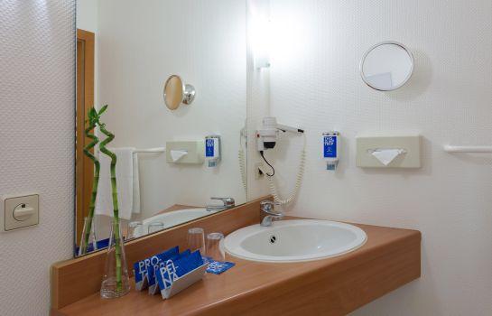 Bathroom Tryp Dortmund Hotel