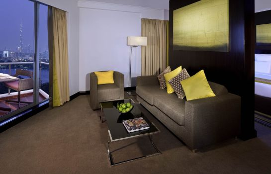 Junior suite Pullman Dubai Creek City Centre